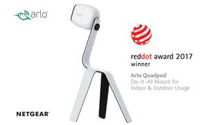 NETGEAR Products Win Six Red Dot Awards for Innovative Product