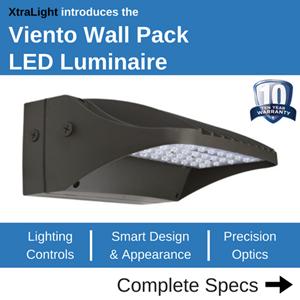 National commercial lighting manufacturer announces new viento wall national commercial lighting manufacturer announces new viento wall pack led luminaire aloadofball Choice Image