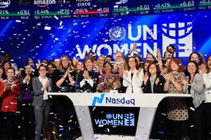 Nasdaq Celebrates International Women's Day