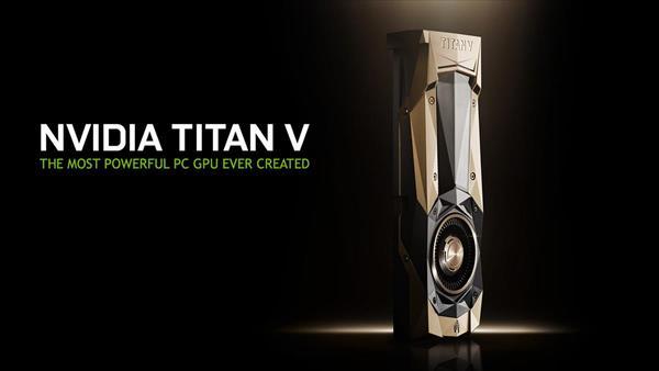 The New NVIDIA TITAN V GPU