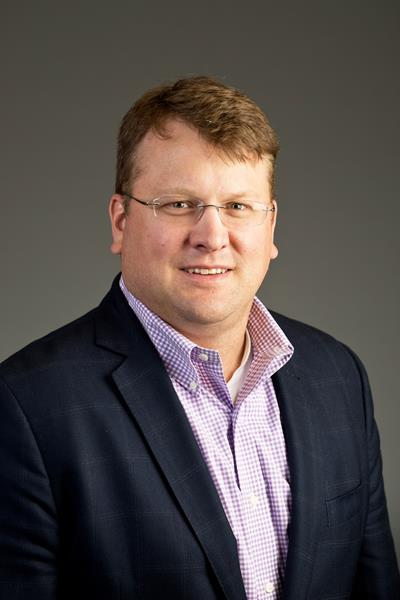 Todd Croteau, President, All Covered