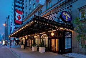 Canada Luxury Hotels