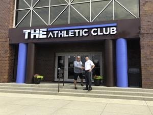 genesis health clubs announces acquisition of all seven locations of the athletic clubs globe newswire