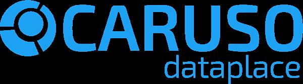 CARUSO Logo blue