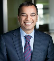 Vinoo Vijay, incoming chief marketing officer for H&R Block
