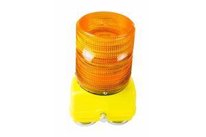 HDFL-BP-A-M Strobing Amber LED