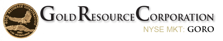 Gold Resource Corporation Achieves 2018 Annual Gold and Silver Production Targets