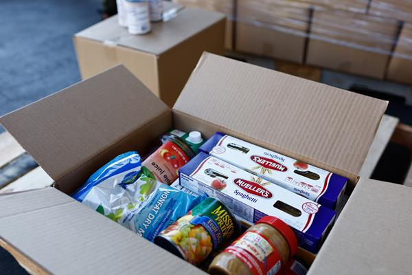 The North Texas Food Bank and their Feeding Network of Partner Agencies have doubled food distribution efforts as the COVID-19 pandemic continues to impact North Texans food security.