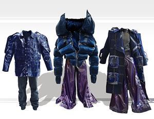 3. Naythan Nhat Hai Doan, Sportswear