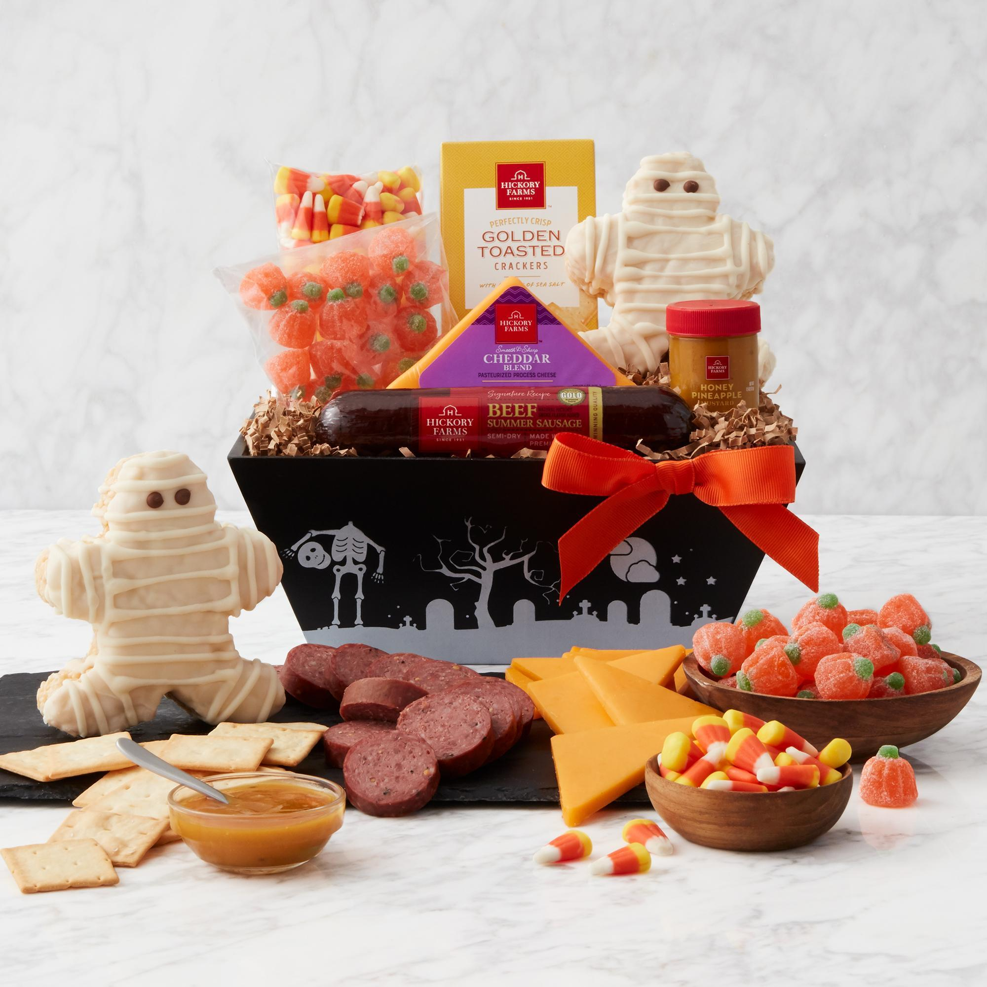 Hickory Farms Expands 2021 Fall Offerings with New Game Day and Halloween Collections