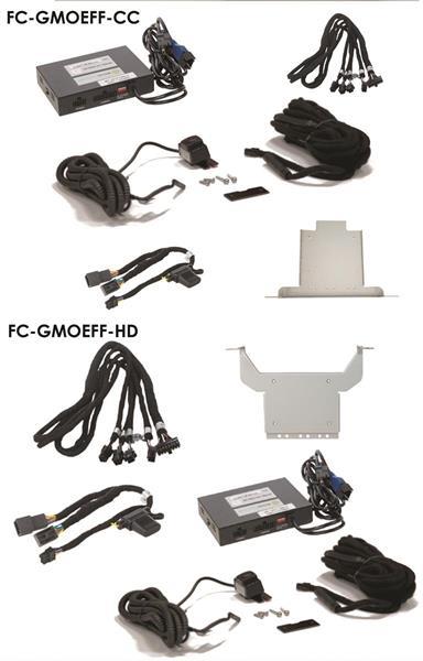 FC-GMOEFF-CC & FFC-GMOEFF-HD Install Kits