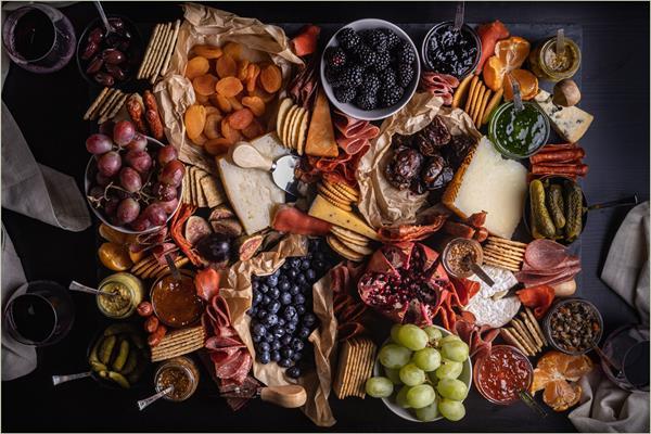 Charcuterie-Board---Polaris-Creative-Food-Photography