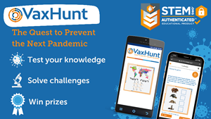 Educational Game: VaxHunt