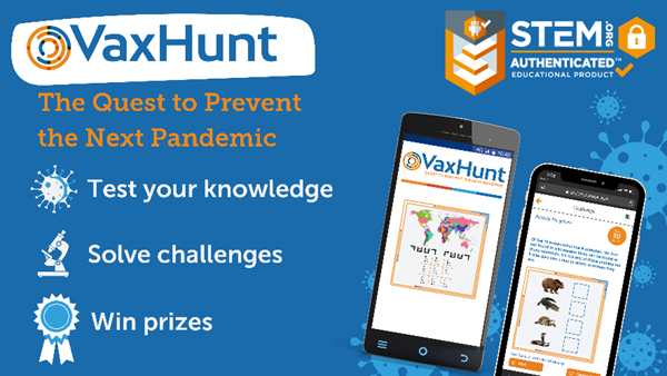 VaxHunt: The Quest to Prevent the Next Pandemic