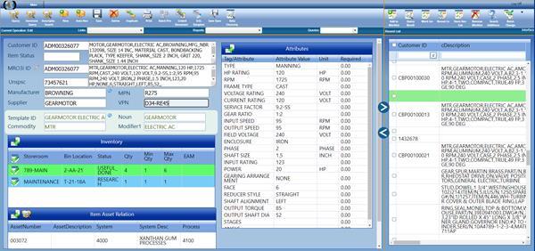 MRO31 InventoryItem NRG