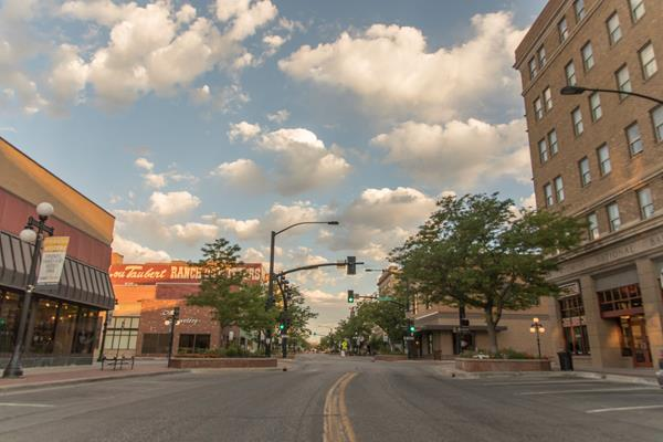 Downtown Casper, located blocks from I-25, has a charming downtown with locally owned shops, restaurants, a 102-year-old western store and David Street Station, an outdoor venue that's hosting some of the events during Casper Pride.