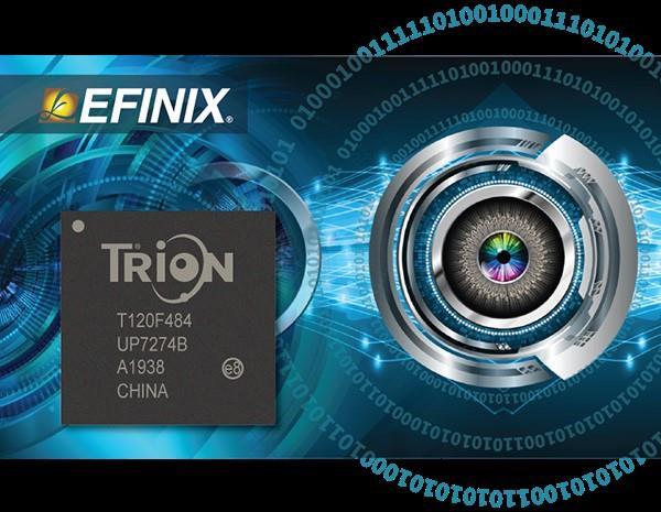Efinix® Trion® T120 FPGAs