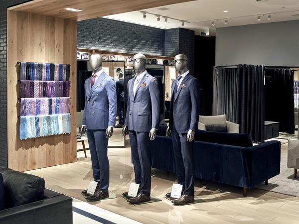 INDOCHINO's Mall of America Showroom