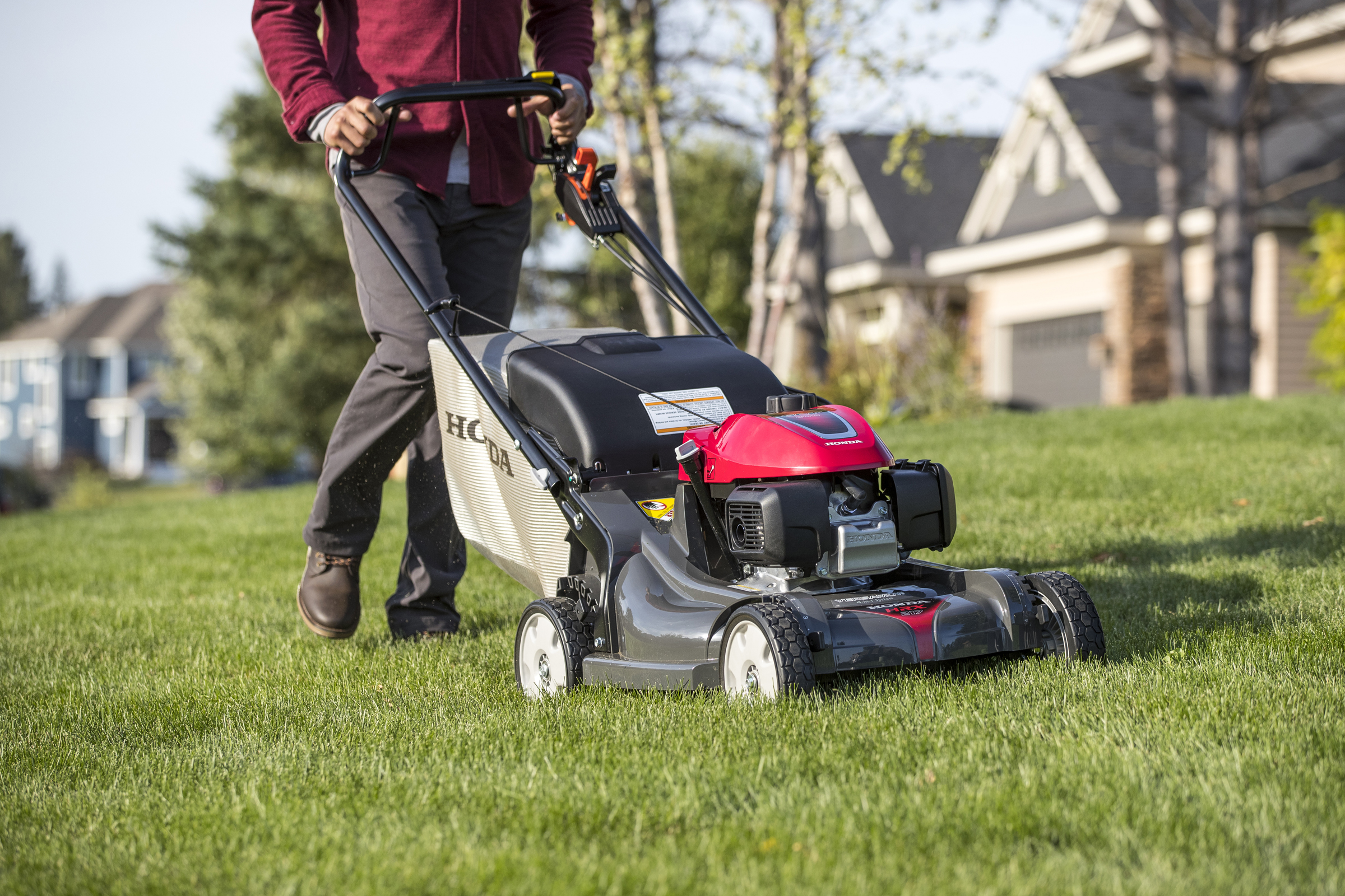 Redesigned Honda Hrx Premium Lawn Mower Lineup Delivers More