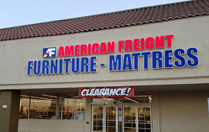 American Freight Furniture And Mattress Opens Four Stores