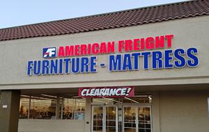 American freight furniture and mattress opens four stores for American freight furniture and mattress phoenix az
