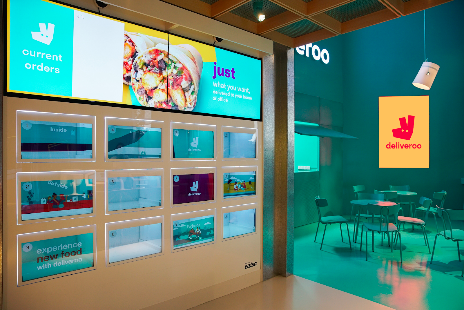 eatsa Announces Product Suite for Growing Virtual Restaurant Industry,  Powers Latest Concept from Deliveroo