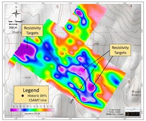 Paramount Gold Geophysical Survey Confirms High Priority ... on gold mining in oregon, gold in washington state, gold panning locations in oregon, gold in north america map, gold prospecting in oregon, gold in south carolina map, gold in canada map, gold in australia map, gold usa map, gold in north carolina, gold in south dakota map, gold in south africa map, gold in new mexico, gold in mexico map, gold panning rules in oregon, gold finds in oregon, gold lake oregon, gold in bend oregon, gold areas in oregon, gold in rocks in oregon,