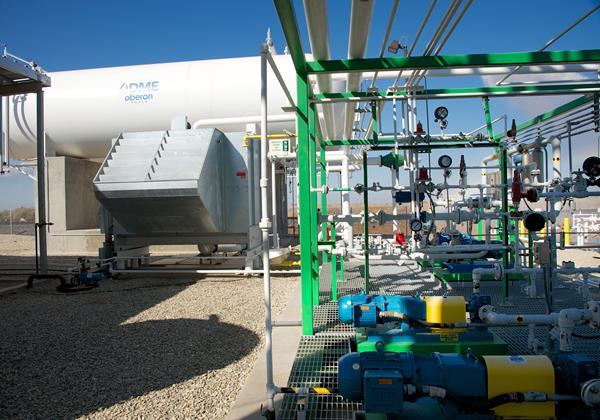 Oberon's California DME Production Facility