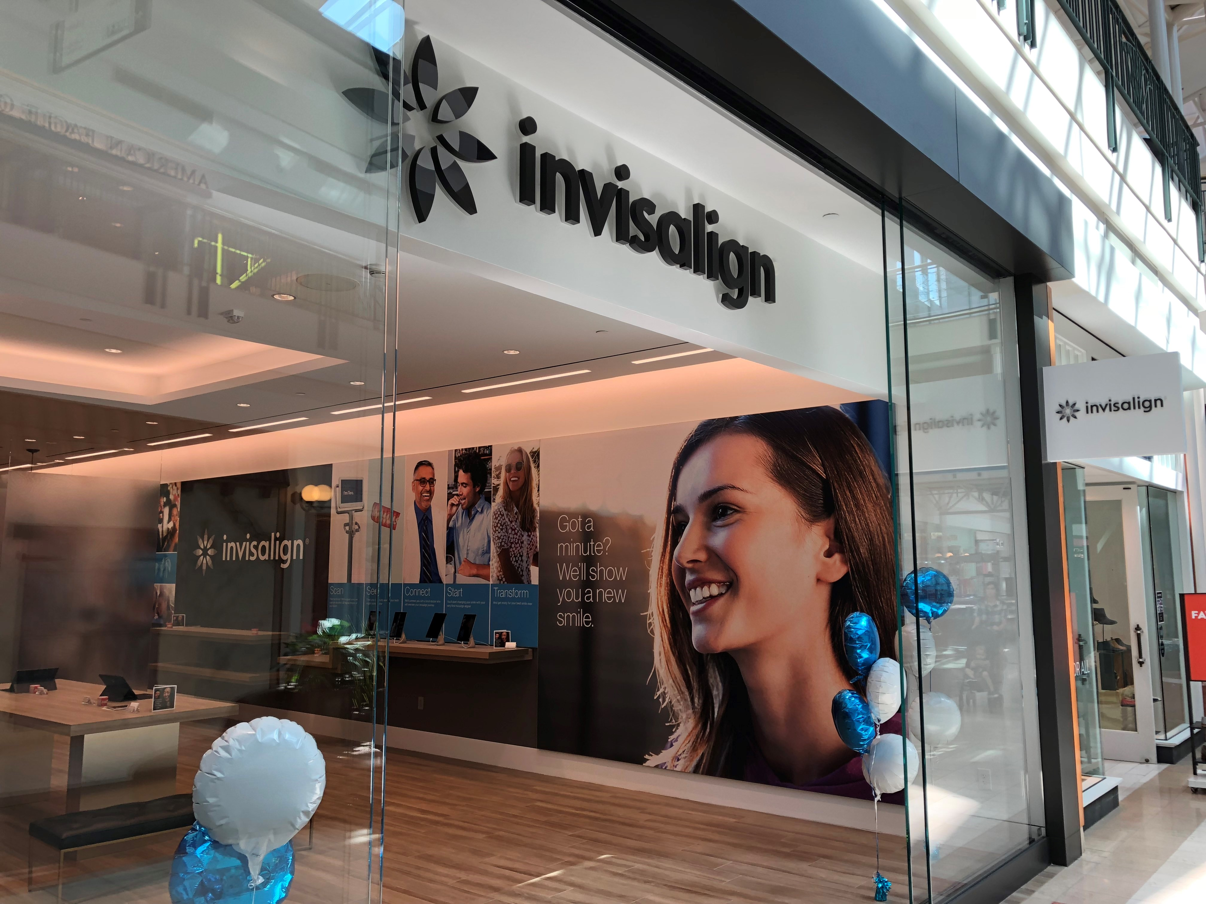 Invisalign Experience Location_Woodland Mall_2_, Spring, TX