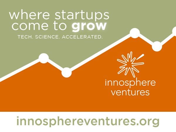 Innosphere Ventures is a Colorado-based incubator that accelerates business success of science and technology-based startups and emerging growth companies with an exclusive commercialization program, specialized office and laboratory facilities, and a seed-stage venture capital fund.   Innosphere's commercialization program connects founders with experienced advisors, corporate partners, and investors. The program teaches entrepreneurs valuable skills on how to access capital, acquire customers, build talented teams, accelerate top-line revenue growth, and plan for a company exit. Innosphere has been supporting startups for 23 years and is a non-profit 501(c)(3) organization with a strong mission to create jobs and grow the region's entrepreneurial ecosystem. Learn more at innosphereventures.org.
