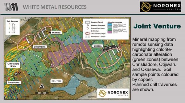 DorWit Copper-Silver Project