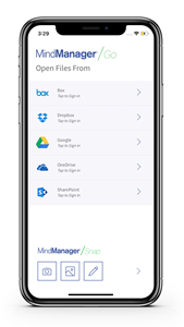 MindManager Go - Mobile Viewer App