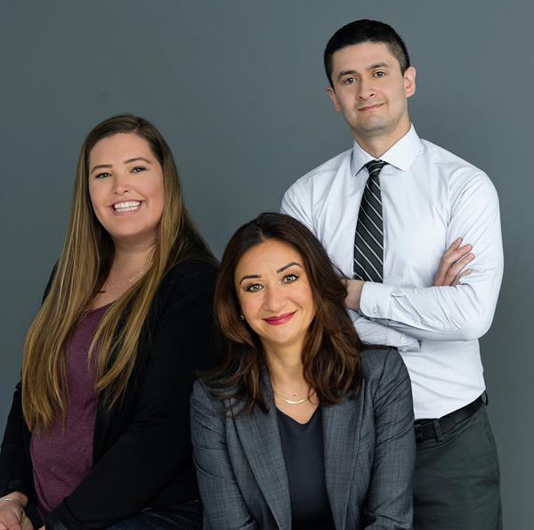 Sierra Utti, Melissa Cournyer, Matthew Ferguson