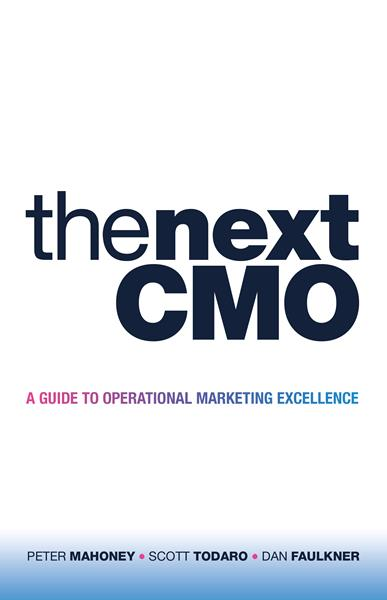 """Cover of """"The Next CMO"""""""