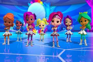 Genius Brands International's Rainbow Rangers