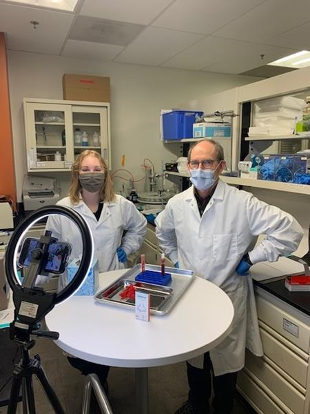 Tricol Biomedical Receives NIH Phase IIB Grant to Continue Development of its Hemostatic Device for the Prostate