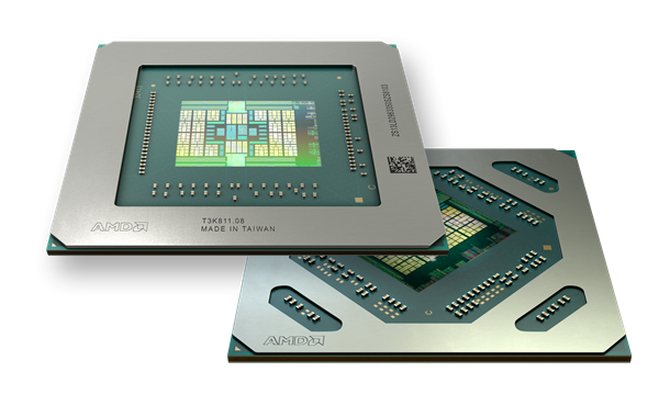AMD Radeon Pro 5000 Series GPUs