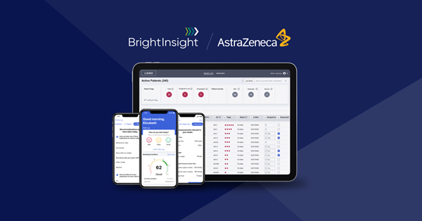BrightInsight and AstraZeneca Collaborate to Enhance Disease Management