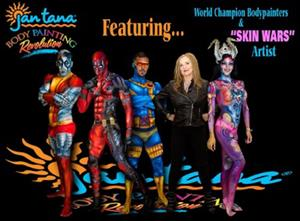 Pura Brings Everx Cbd Sports Water To Africa At Arnold Sports Festival Johannesburg As Jan Tana Body Painting Revolution Sponsor Other Otc Pura