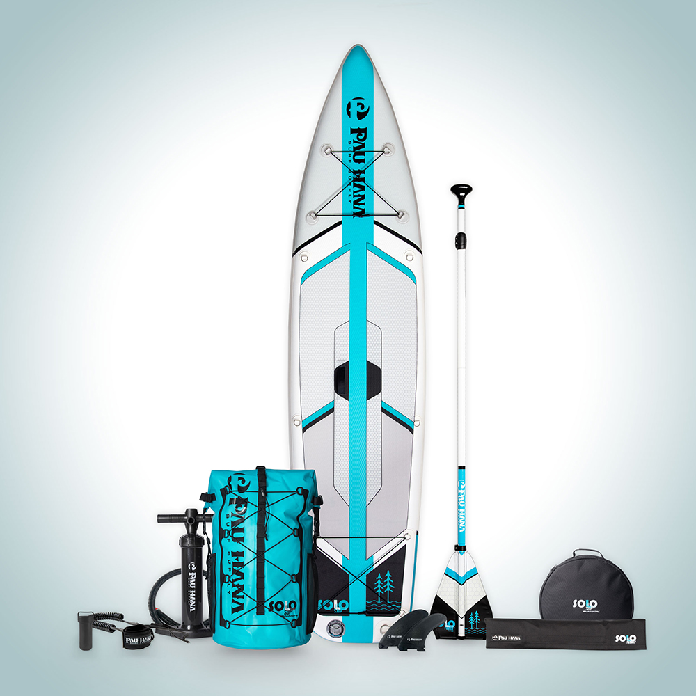 New ��Hikeable�� Paddleboard