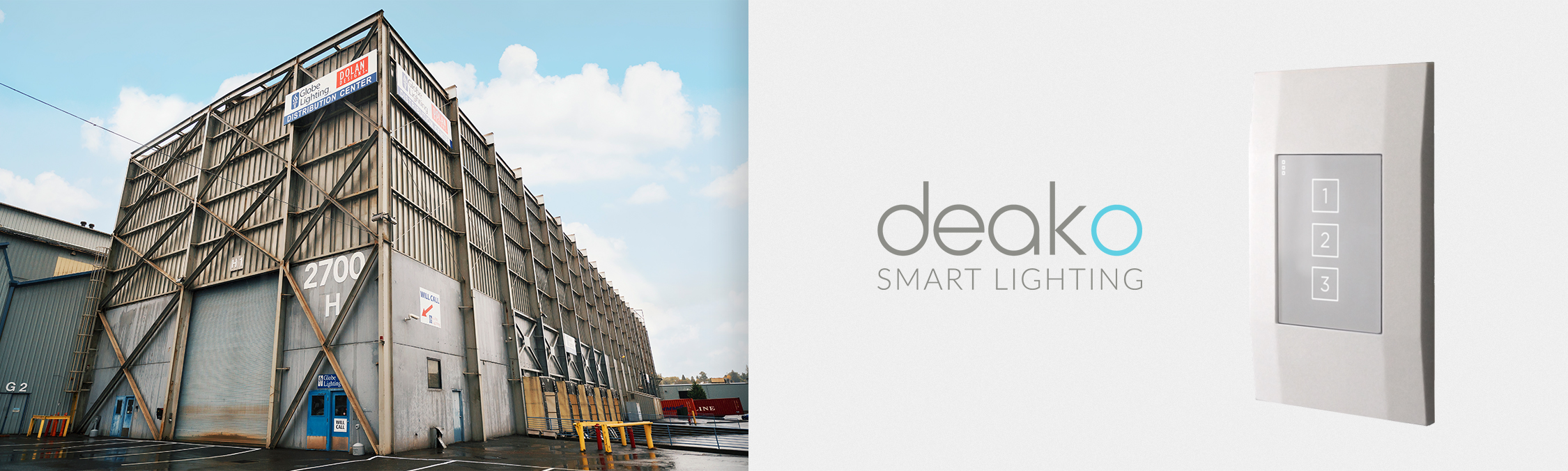 Deako Smart Lighting and Dolan NW establish partnership
