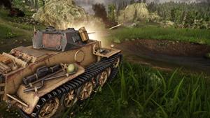 Wargaming Unveils World of Tanks: Mercenaries Exclusively