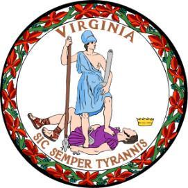 Seal of Commonwealth of Virginia