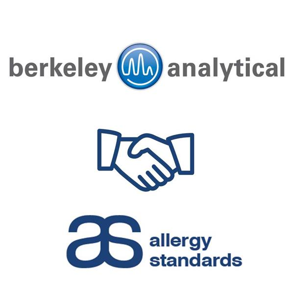 Berkeley Analytical Allergy Standards partnership announcement image