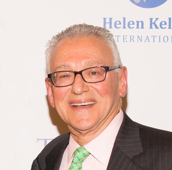 Bill Toppeta, Board Chair, Helen Keller Intl