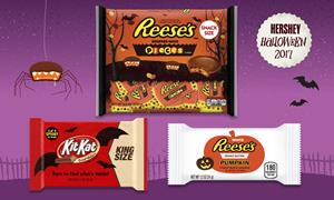 The Hershey Company 2017 Halloween Products