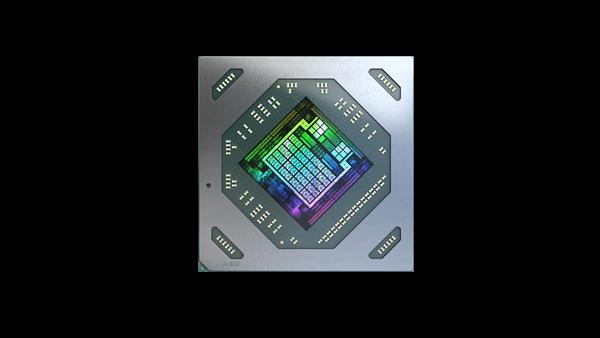 AMD Radeon RX 6800M GPU 2