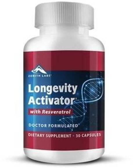 Longevity Activator Reviews – Does Zenith Lab's Longevity Activator Supplement Delay Aging? Reviews by Nuvectramedical