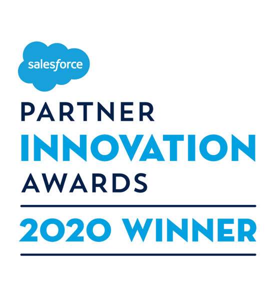 Coastal Cloud was a 2020 Winner of the Global Salesforce Partner Innovation Awards