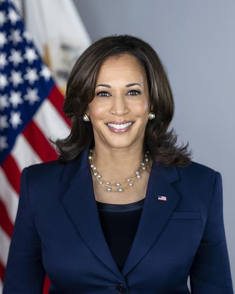 Kamala Harris, U.S. Vice President